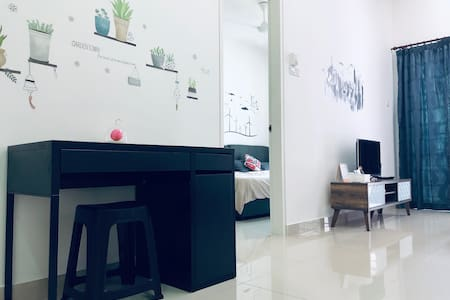 CozySoho-Cyberjaya,Netflix provided,fit 5pax