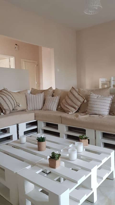 Lumineux & confortable Appart Gombe