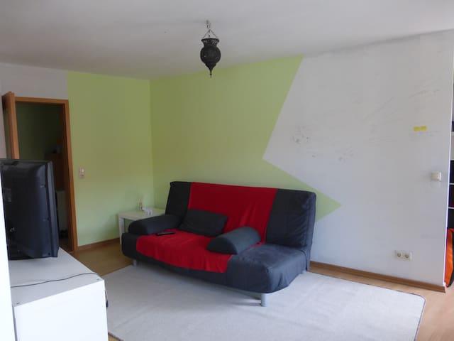 Sunny quiet flat close to trendy district Neustadt - Dresden - Appartement