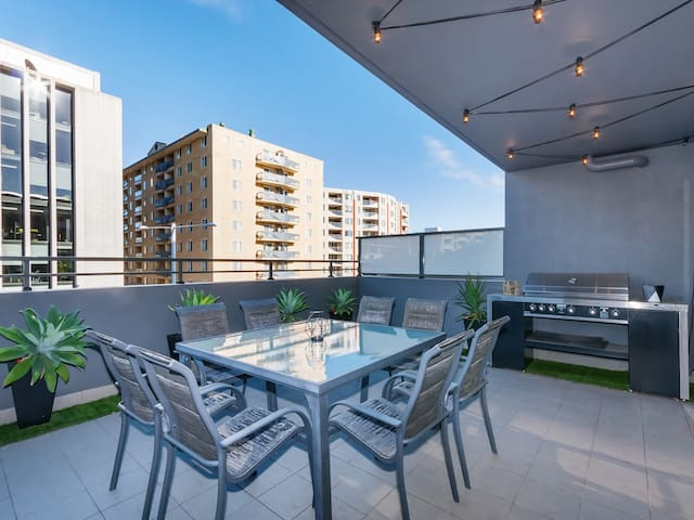 Modern trendy apartment in Braddon - Braddon