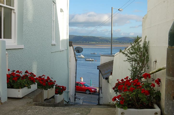 Seascape Aberdovey Apartment with views of Dovey - Aberdyfi - Departamento