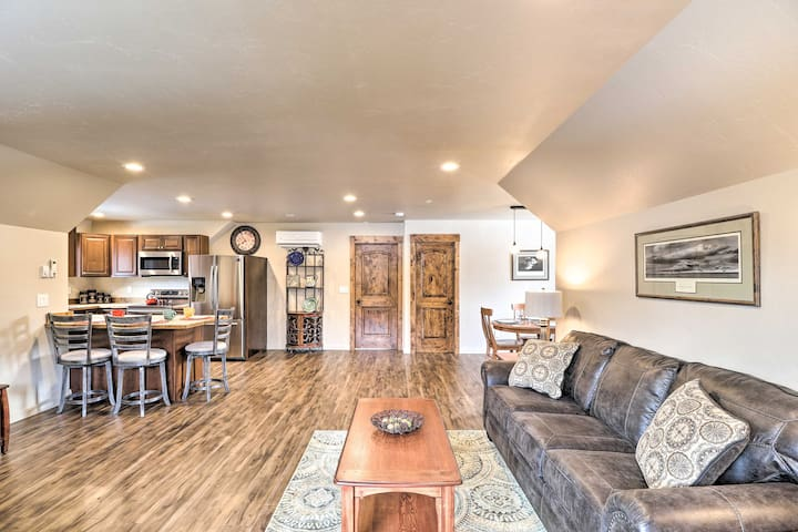 NEW-Updated Kalispell Apartment on 5 Private Acres