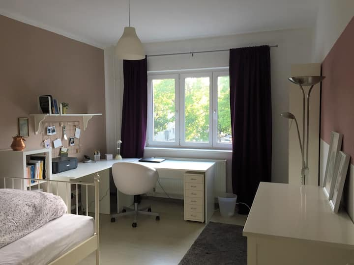 Moderne 1-Zimmer-Wohnung in Lichtenberg