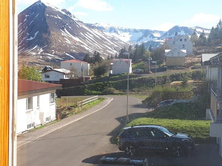 Siglufjörður house