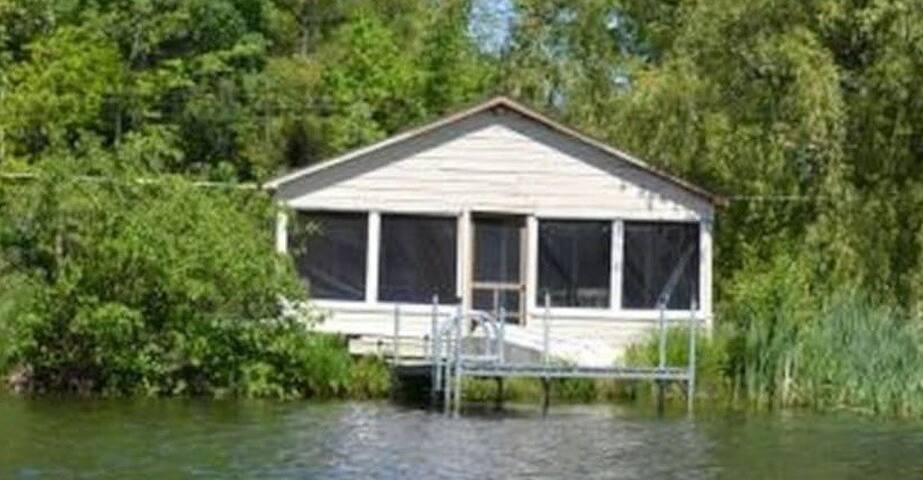 Winston's retreat, a peaceful Cabin