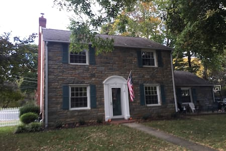Wonderful Wallingford Home - Nether Providence Township - บ้าน