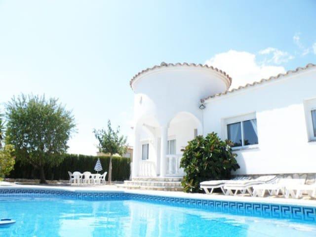 Villa Laila - Les Tres Cales - Casa de férias