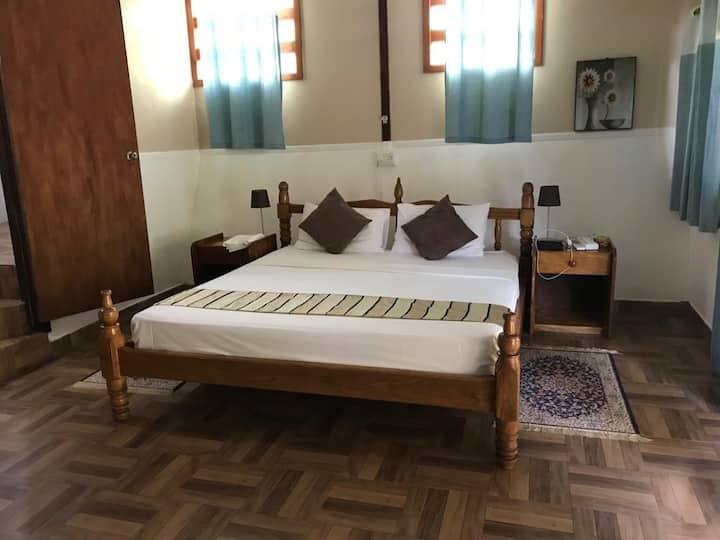 Belle des iles - Basic Double Room