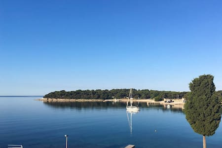 Elysium apt 10 meters from the beach Amazing view!