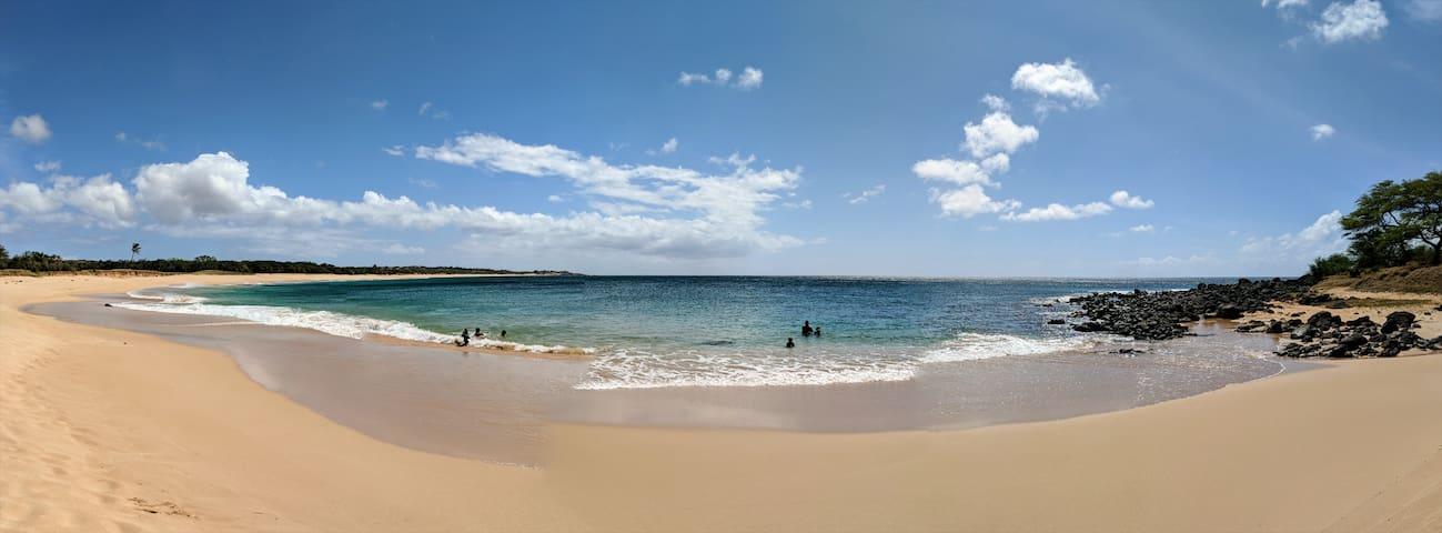 Recently Renovated Beach Condo on Molokai