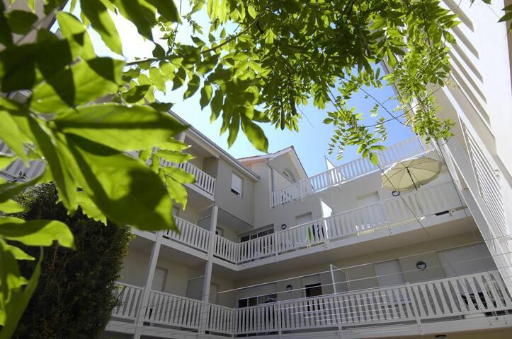 Appartement 2/4 personnes, centre-ville d'Arcachon