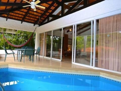 Villa 3 chambres Playa Hermosa CR