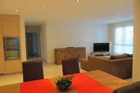 Moderne Ferienwohnung an ruhige und sonnige Lage - Apartmen