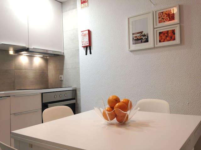 Zona refeições/kitchenette