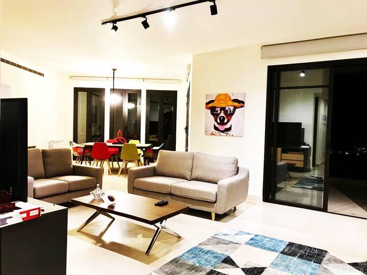 A brand new modern Apartment in Beit Misk!
