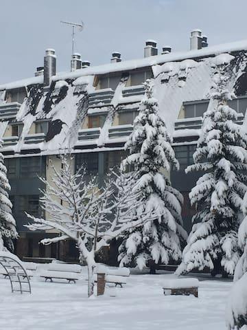 Estudio Pistas de  Esquí  de La Molina