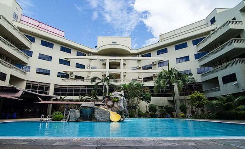 Cozy Apartment @ Coral Bay Resort - Pulau Pangkor - Byt