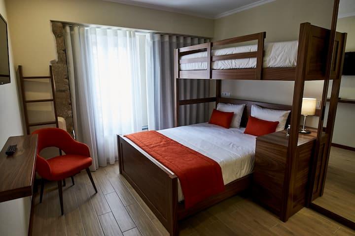 Memória Hostel - Duplo - Emanuel Félix