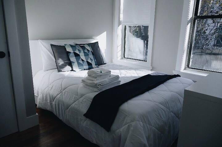 Comfort Room Closer To Prospect Park