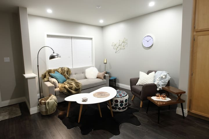 Mark Street Suite: Luxurious, Modern and Cozy - Peterborough - Rumah