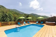 Holiday cottage with 5 bedrooms on 160m² in Sassalbo -MS-
