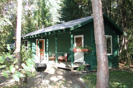 Meadow View Cabin - Trinity Center