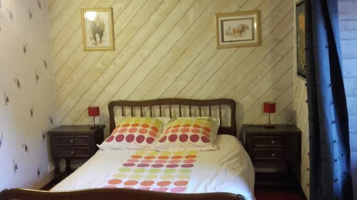 Chambre d'hôtes entre Carhaix et Huelgoat