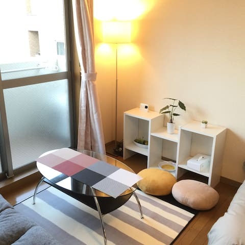 Kyoto Station 5mins walk! 5ppl! with mobile WiFi! - Kyoto-shi,Shimogyo-ku - Appartement