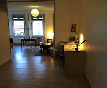 Appartement calme au coeur de Die - Apartemen