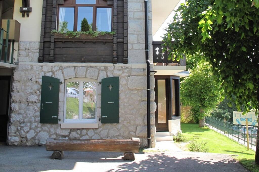 Villa Maria  Leysin Vaud
