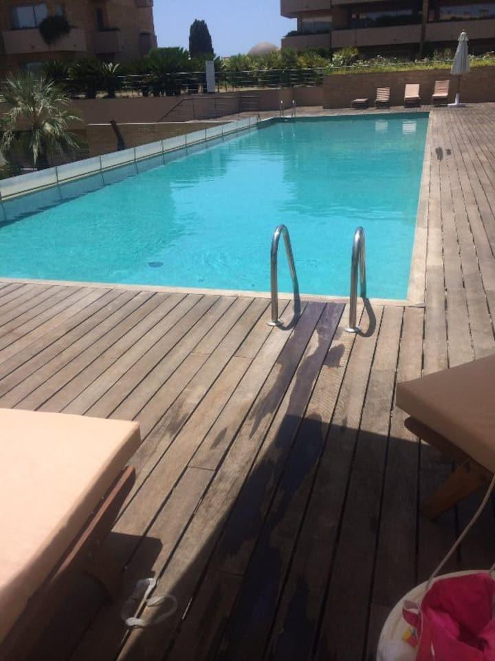 Apartamento T2 Luxo 5*****Vilamoura Golf