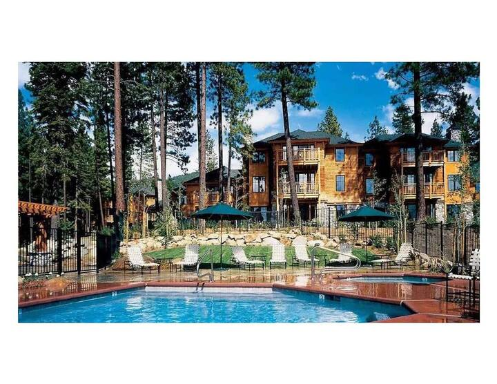 Hyatt Tahoe High Sierra Lodge, Mar 30- Apr 3, 2021