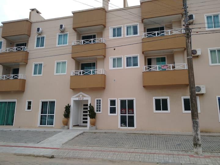 Apto 01 dormitório com terraço - AP11
