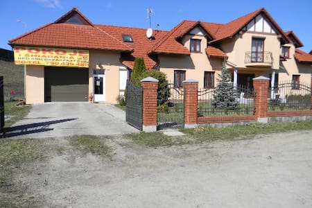 Oferuję 2 pokoje w domu . - Jaroslaw
