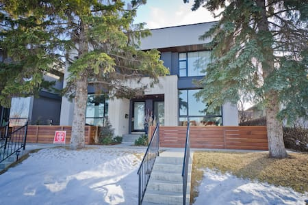 Cozy Lower Level Close to Downtown - Calgary - Rivitalo
