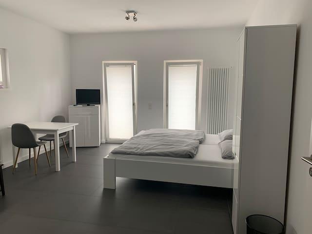 Ruhige Wohnung am Balkon der Pfalz