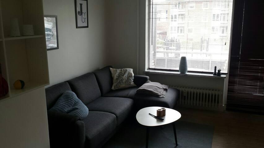 Apartment 10 min from Central St. - Kopenhagen - Wohnung