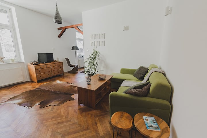 A Cozy Apartment in the City Centre