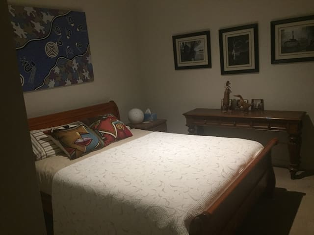 Private double room in Melbourne
