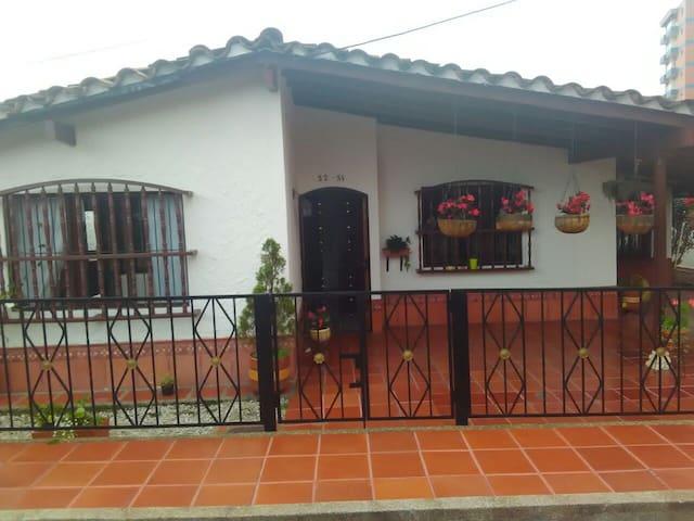 Acogedora habitación en Rionegro