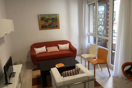 Cozy apartment to enjoy Bilbao and sorroundings - Getxo