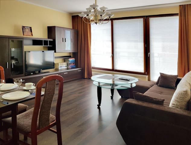 Apartament w Garnizonie. Styl, komfort i wygoda