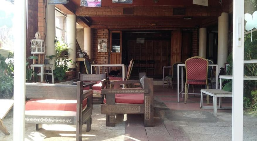 殖民地时代de老宅范儿小酒店 - Antananarivo