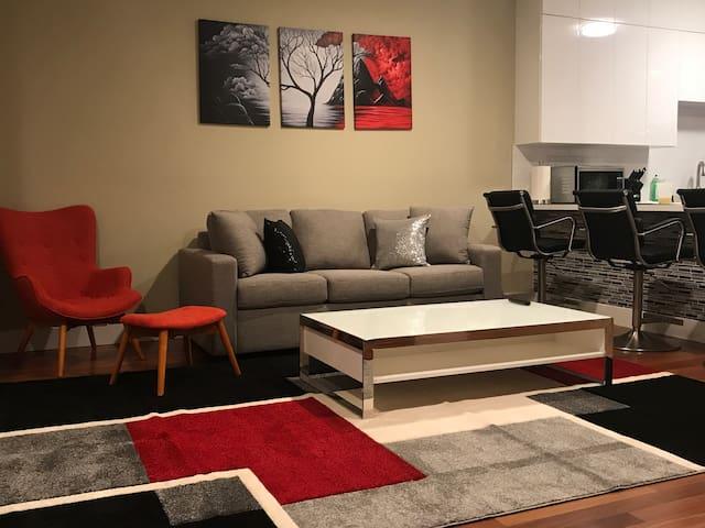 Modern 2 Bedroom Apartment # 4