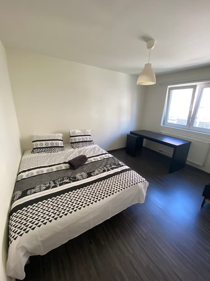 Comfortable room in centrum of Ghent
