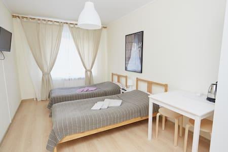 Номер-студия Сонная парочка - Novossibirsk - Appartement