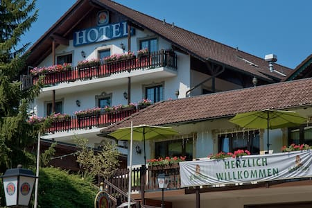 Urlaubs und Businesshotel - Schmalkalden - Bed & Breakfast