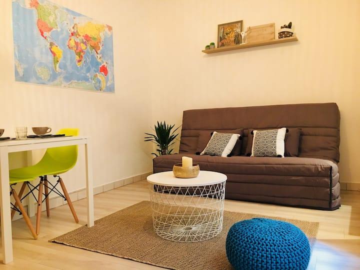 Studio hyper-centre Toulouse, proche Capitole