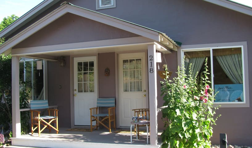 The Lilac House ~ Unwind at Jane's Place