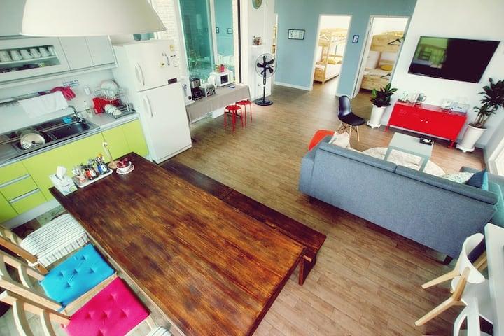 아리솔 게스트하우스 6인실 (6-bed dormitory)